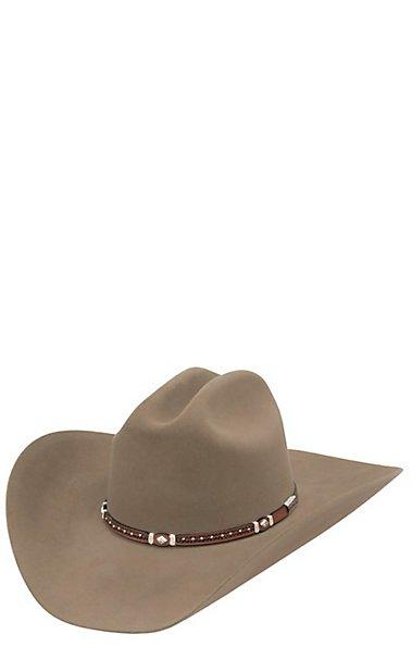 Stetson 6X Monterey T Fawn Felt Cowboy Hat  162d96b7d2b