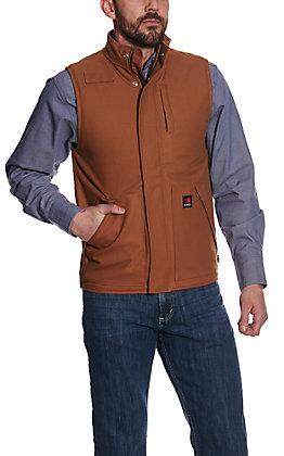 Forge Men's Duck Brown FR Vest