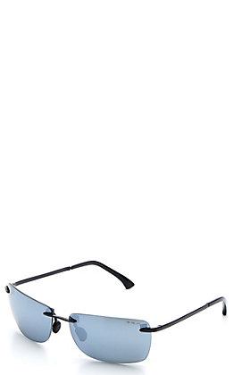 BEX Legolas Black/Grey Polarized Sunglasses