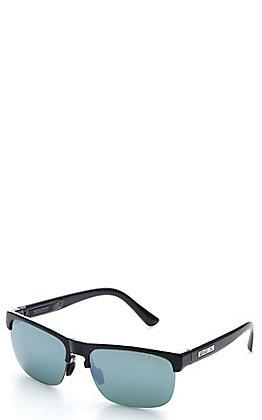 BEX Free Byrd Black Polarized Sunglasses
