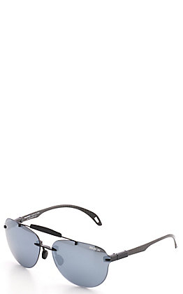 BEX Binary Black Grey Polarized Sunglasses