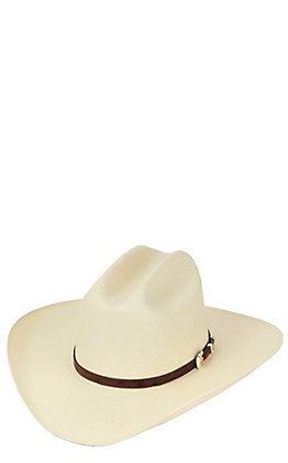Stetson 500X El Noble Straw Cowboy Hat