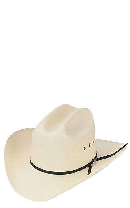 32dddc2b Stetson 6X Spartan Straw Cowboy Hat