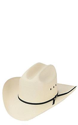Stetson 6X Spartan Straw Cowboy Hat