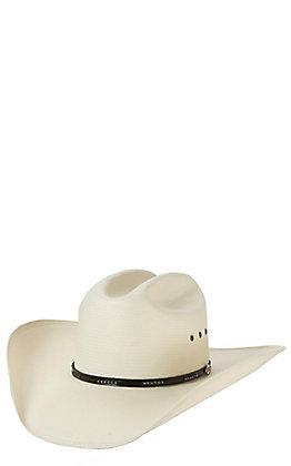 Stetson 10X Llano Straw Cowboy Hat