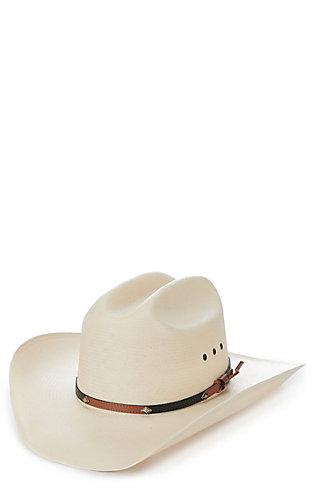 2731062cf Stetson 10X Grant Comfort Straw Cowboy Hat