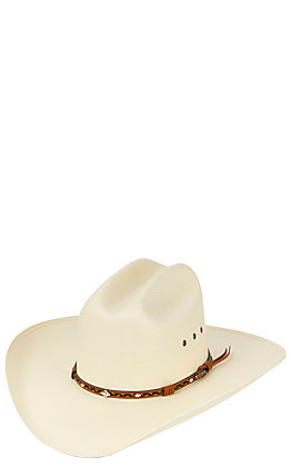 Stetson 8X Ocala Straw Cowboy Hat