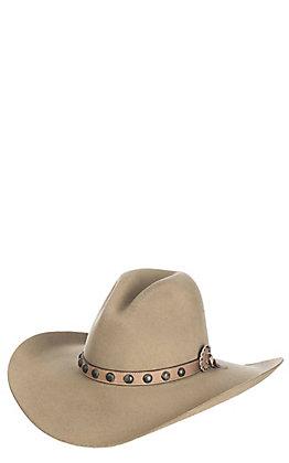 Stetson Stone 4X Wool Cowboy Hat