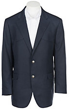 Red Sky Navy Two Button Sport Coat