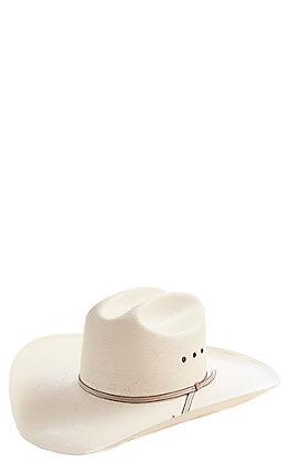 Stetson 10X Ivory Folsom Cattleman Crown Hat