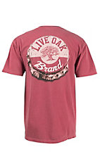 Live Oak Brand Brick Bottle Cap Short Sleeve Tee