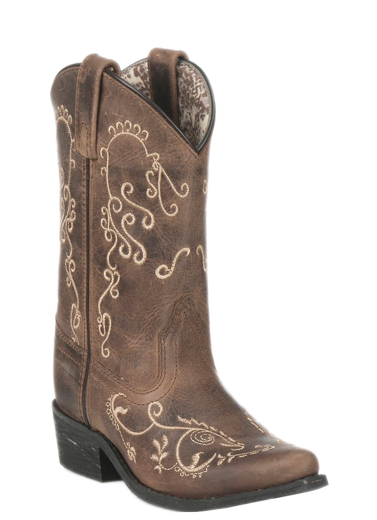 Kids Cowboy Boots Girls Cowgirl & Boys Cowboy Boots