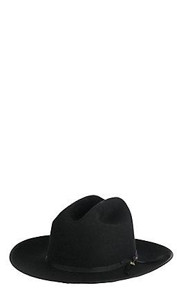 Stetson 6X Openroad Black Felt Cowboy Hat
