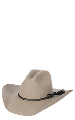 Cavender's Cowboy Collection 3X Stone Duke Premium Wool Cowboy Hat