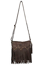 STS Ranch The Boho Brown Crossbody Bag