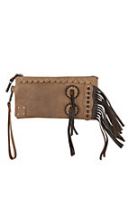 STS Ranchwear Chaps Tornado Clutch Purse