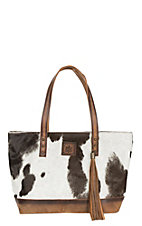 STS Ranchwear Classic Cowhide Tote