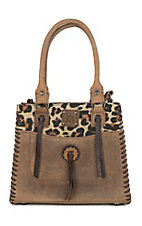 STS Ranchwear Leopard Chaps Concealed Carry Purse