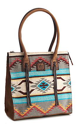 STS Ranchwear Sedona Serape Large Chaps Bag