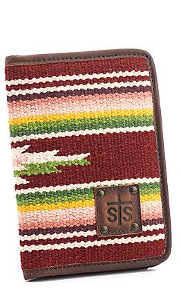 STS Ranchwear Women's Buffalo Magnetic Wallet