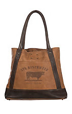 STS Ranchwear Laser Tote