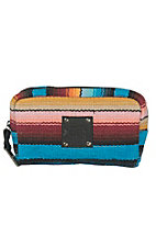 STS Ranchwear  Bebe Serape Cosmetic Bag