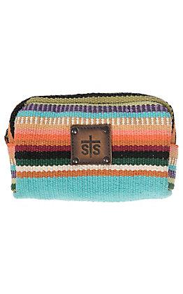 STS Ranchwear Bebe Tularosa Serape Cosmetic Bag