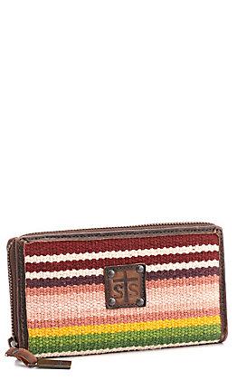 STS Ranchwear Women's Buffalo Bi-Fold Wallet