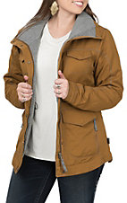 STS Ranchwear Swayzi Dark Mustard Canvas Jacket