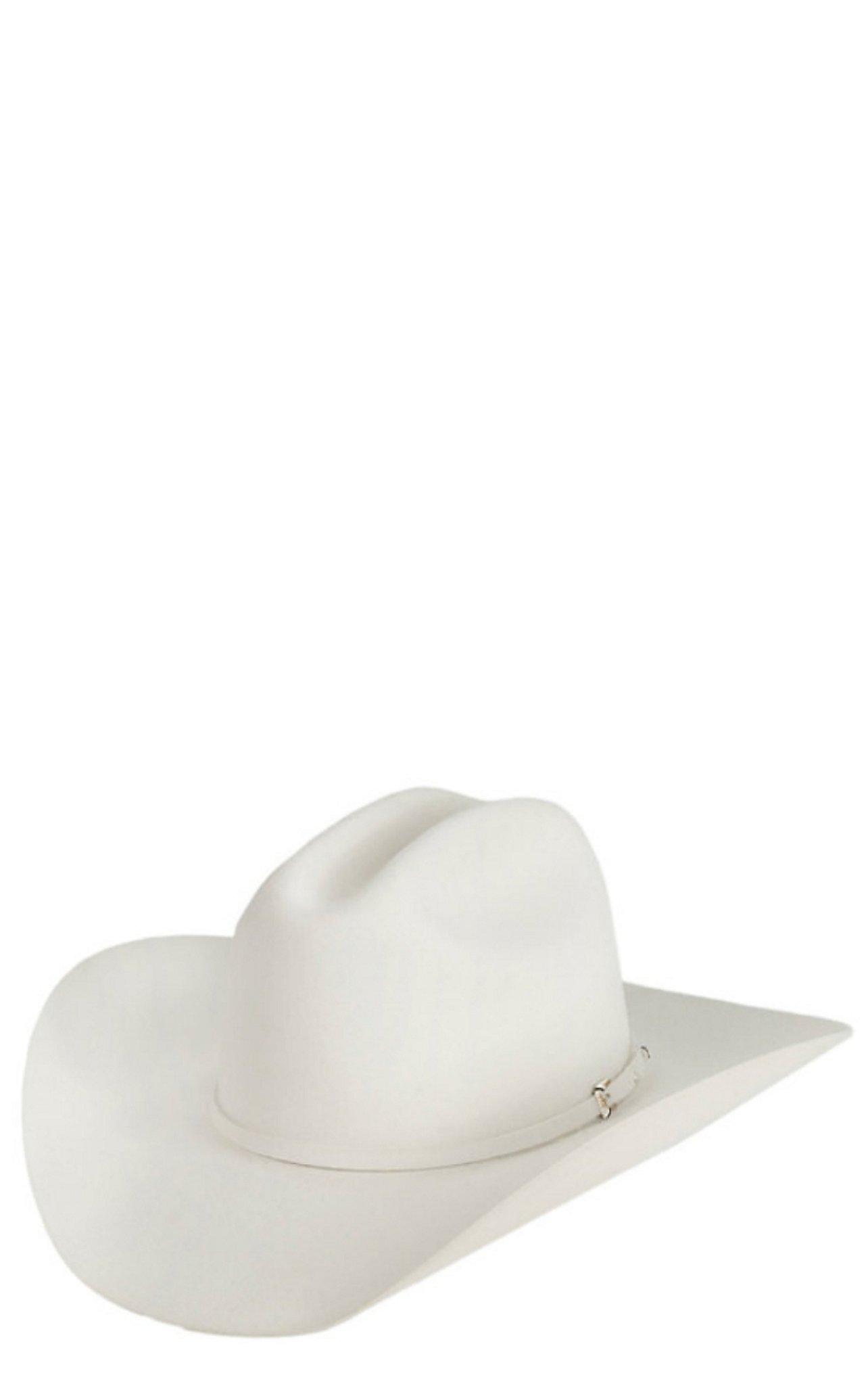 Stetson  Stetson 6X Vera Cruz White Felt Cowboy Hat d32c2d1718c