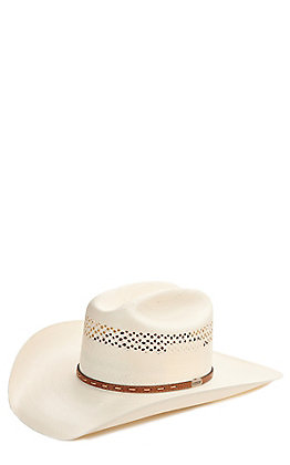 Stetson 8X Williston Vented Straw Cowboy Hat