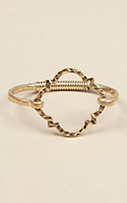 Amber's Allie Gold Bracelet