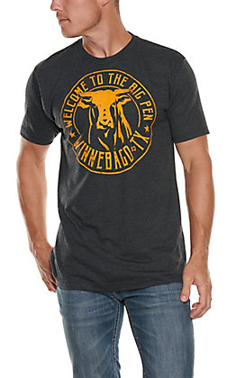 Rodeo Time Dale Brisby Men's Welcome To The Big Pen T-Shirt