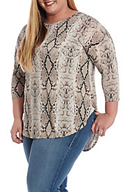 Women's Plus Size Tops