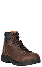 Timberland PRO Men's Titan Lace-to-Toe Alloy Toe Work Boots