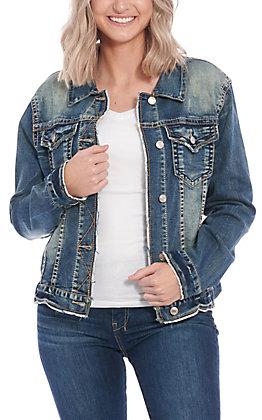 Grace in LA Women's Denim Jacket