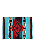 Manual Woodworkers & Weave Classic Colorful Aztec Tapestry Place Mat