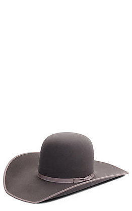 Rodeo King 7X Slate Felt Cowboy Hat