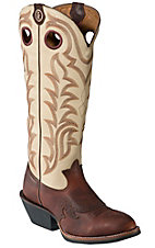 XEMTony Lama 3R Mens Sienna Maverick Brown with 16