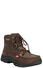 Tony Lama Men's Sierra Badlands 3R Casuals Waterproof Steel Toe Shoes