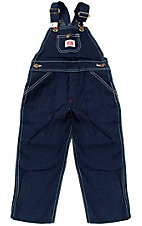 Round House Toddler Denim Overalls Sizes 2T-4