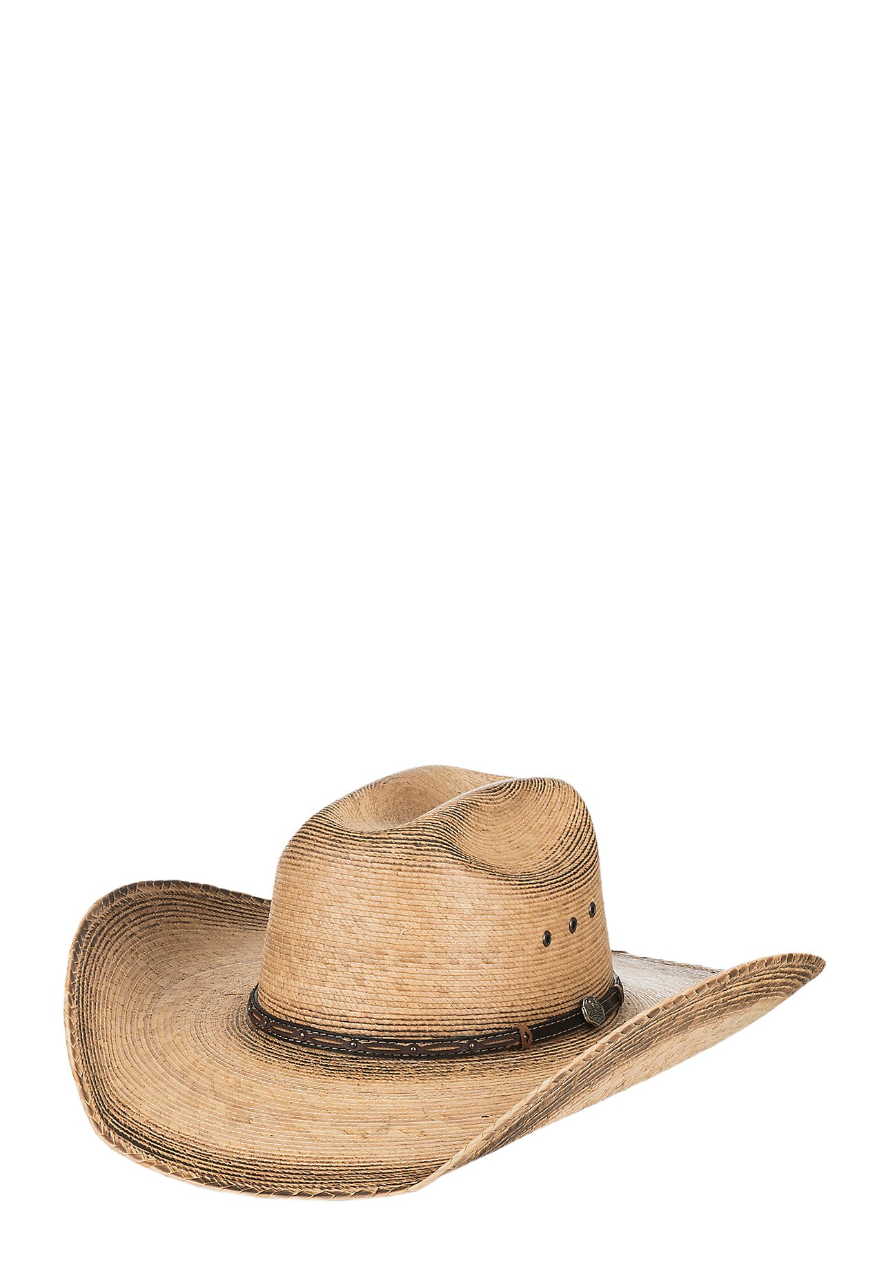 9af7cafb8b9 Cavenders Ranch Collection 15X Toasted Palm Cowboy Hat