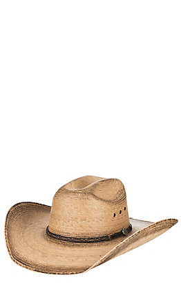 Cavender's Ranch Collection 15X Toasted Palm Cowboy Hat