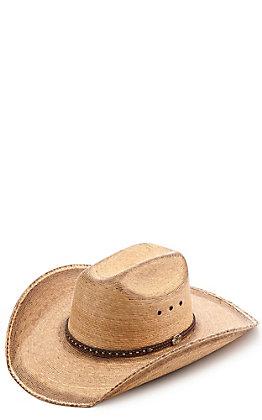Cavender's Toast Palm Ponderosa Palm Leaf Hat