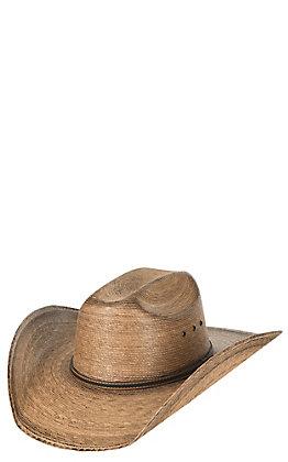 Cavender's Toast Palm Ponderosa Palm Leaf Hat TPTPTH5425
