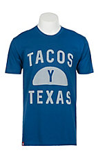 Tumbleweed Texstyles Cool Blue Tacos Y Texas S/S T-Shirt