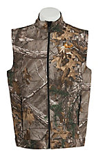 Cinch Men's Realtree Xtra Bonded Camo Vest
