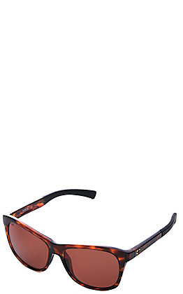 Costa Tortoise Shell Vela Polarized Sunglasses