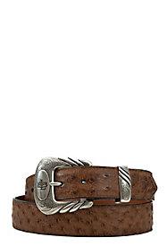 Men's Exotic Belts