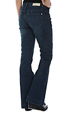 Rock & Roll Cowgirl Women's Simple Extra Stretch Denim Trouser Jeans